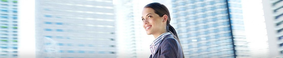 banner-business-woman